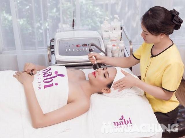 Chăm sóc da mặt dưỡng trắng, cấp ẩm chuyên sâu Nabi Skin & Spa - 9