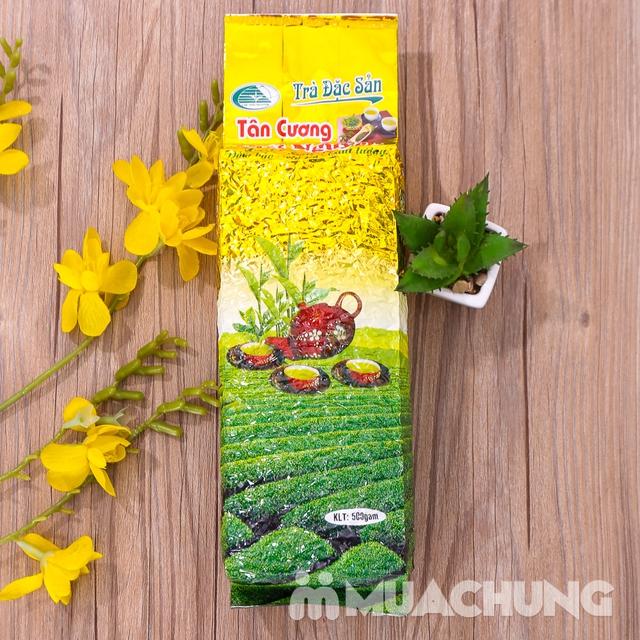 500gr trà xanh đặc sản Tân Cương Thái Nguyên  - 11
