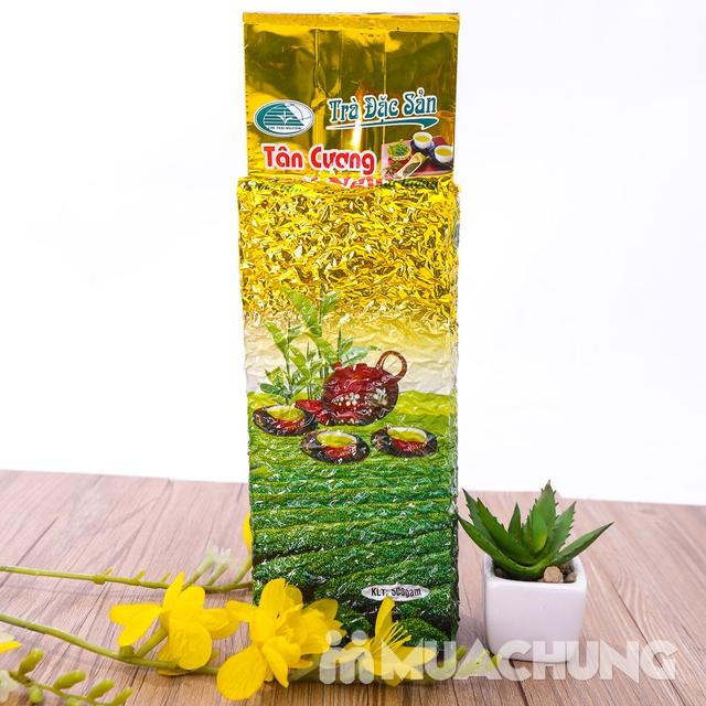 500gr trà xanh đặc sản Tân Cương Thái Nguyên  - 6