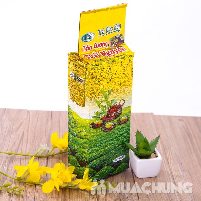500gr trà xanh đặc sản Tân Cương Thái Nguyên  - 9