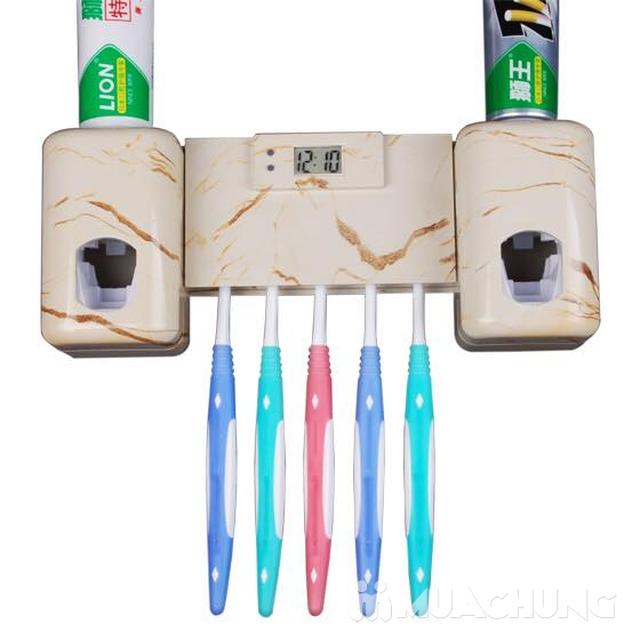 Bộ dụng cụ nhả kem tự động kèm đồng hồ - 5