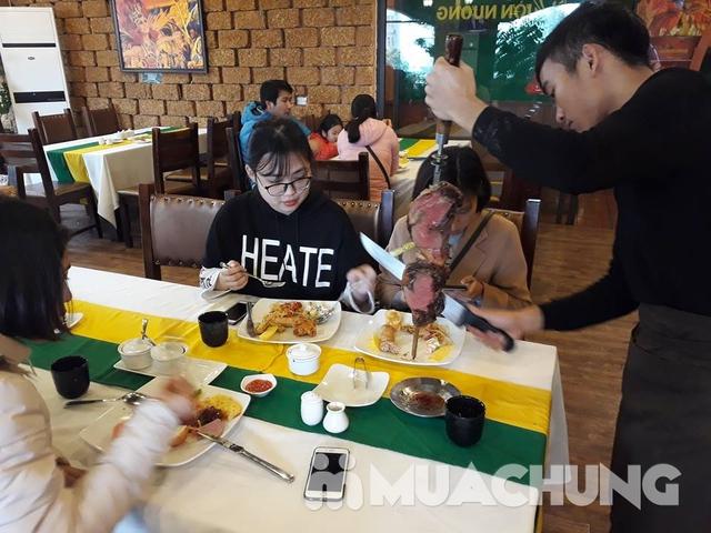 HOT - Buffet Nướng tại bàn đẳng cấp Brazil - 1