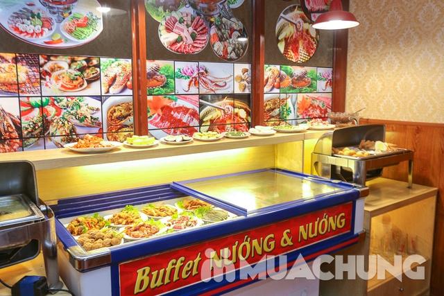 Buffet Nướng chảo gang giấy bạc tại Lẩu Hội Quán  - 1