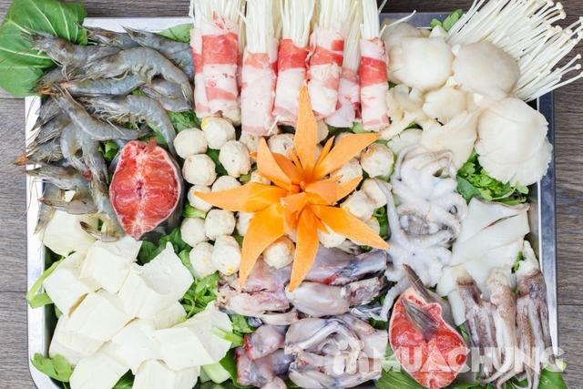 Butfet Lẩu tươi ngon, hấp dẫn tại NH Nhật Oanh - 2