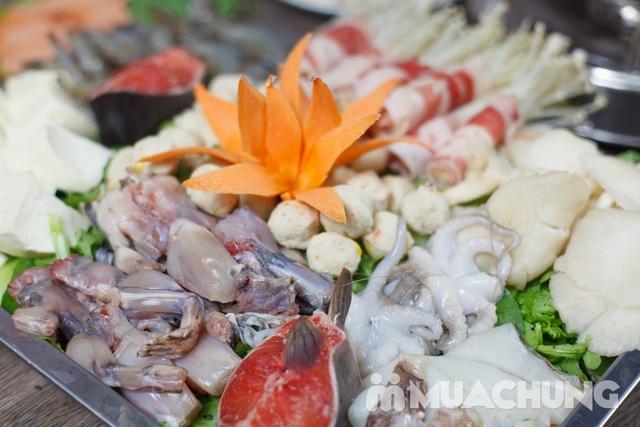 Butfet Lẩu tươi ngon, hấp dẫn tại NH Nhật Oanh - 6