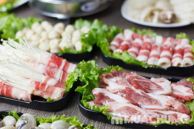 Butfet Lẩu tươi ngon, hấp dẫn tại NH Nhật Oanh - 7