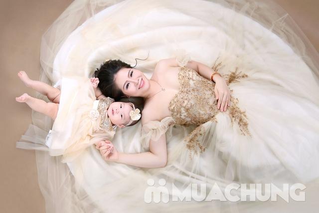 Gói chụp ảnh nghệ thuật cho mẹ và bé-Suitin Studio - 2