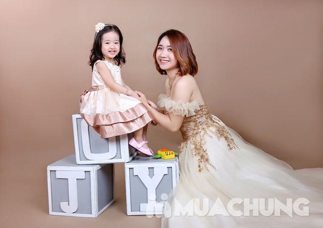 Gói chụp ảnh nghệ thuật cho mẹ và bé-Suitin Studio - 6