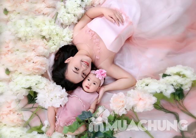 Gói chụp ảnh nghệ thuật cho mẹ và bé-Suitin Studio - 19
