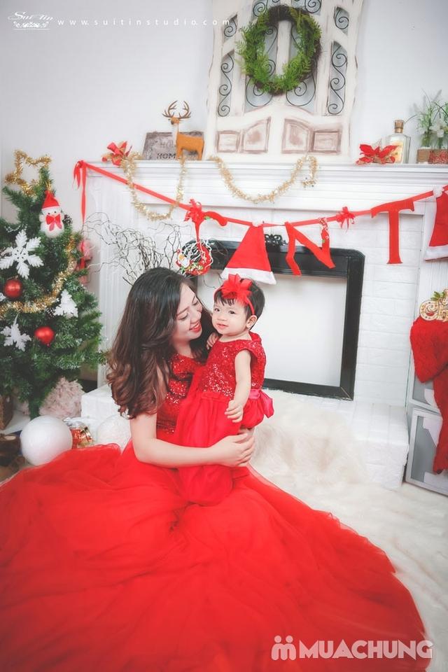 Gói chụp ảnh nghệ thuật cho mẹ và bé-Suitin Studio - 20