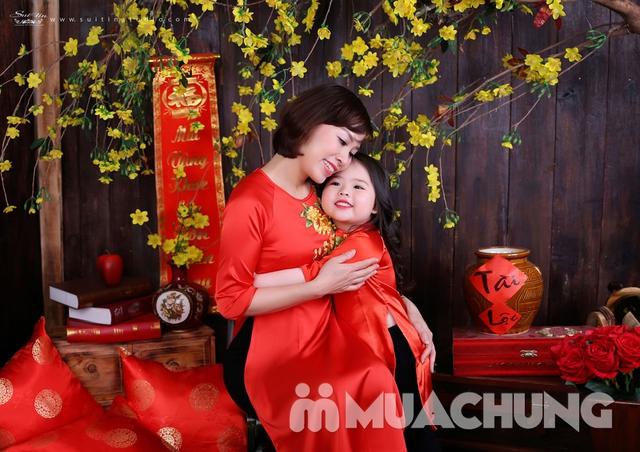 Gói chụp ảnh nghệ thuật cho mẹ và bé-Suitin Studio - 14