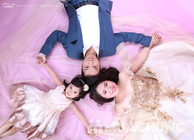 Gói chụp ảnh nghệ thuật cho mẹ và bé-Suitin Studio - 9