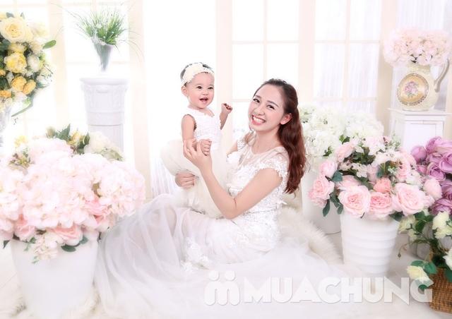 Gói chụp ảnh nghệ thuật cho mẹ và bé-Suitin Studio - 15