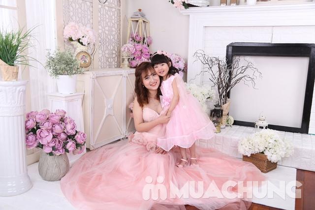 Gói chụp ảnh nghệ thuật cho mẹ và bé-Suitin Studio - 13