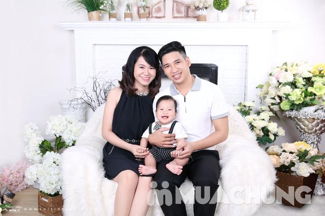 Gói chụp ảnh nghệ thuật cho mẹ và bé-Suitin Studio - 17