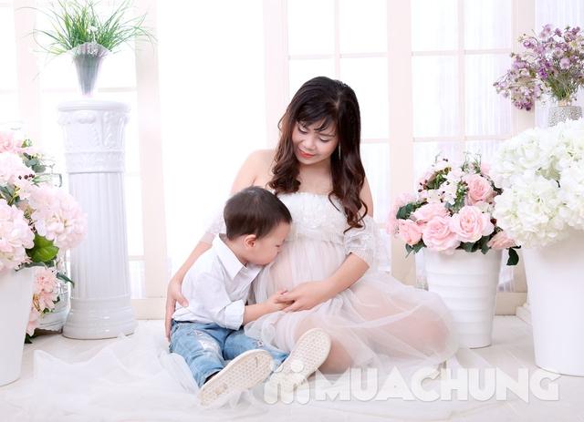 Gói chụp ảnh nghệ thuật cho mẹ và bé-Suitin Studio - 3