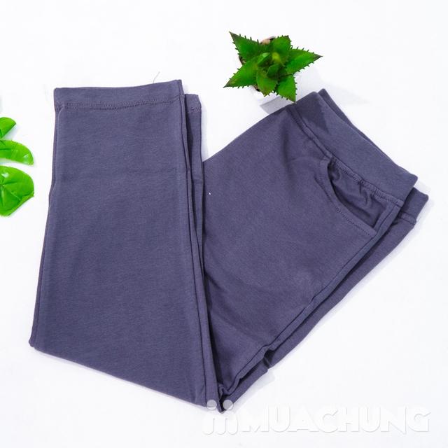 2 quần legging lửng mềm mại, thoáng mát chào hè - 12