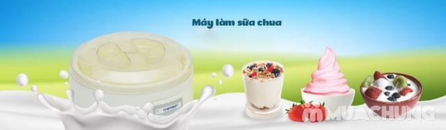 Máy làm sữa chua 8 cốc thủy tinh Chefman CM302 - 1