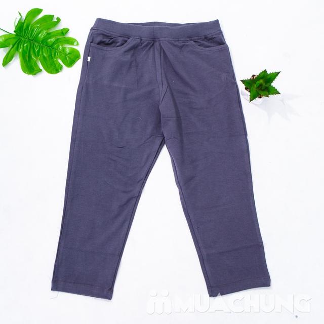 2 quần legging lửng mềm mại, thoáng mát chào hè - 10