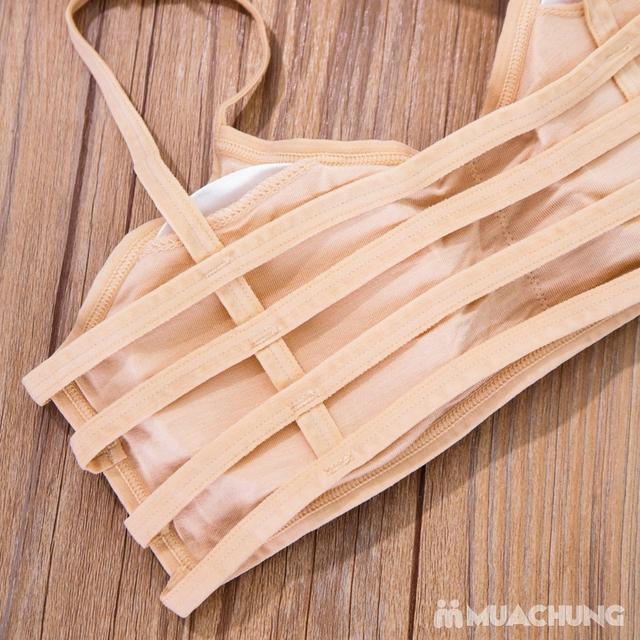 Combo 3 áo bra quai ngang 4 dây sexy - 8