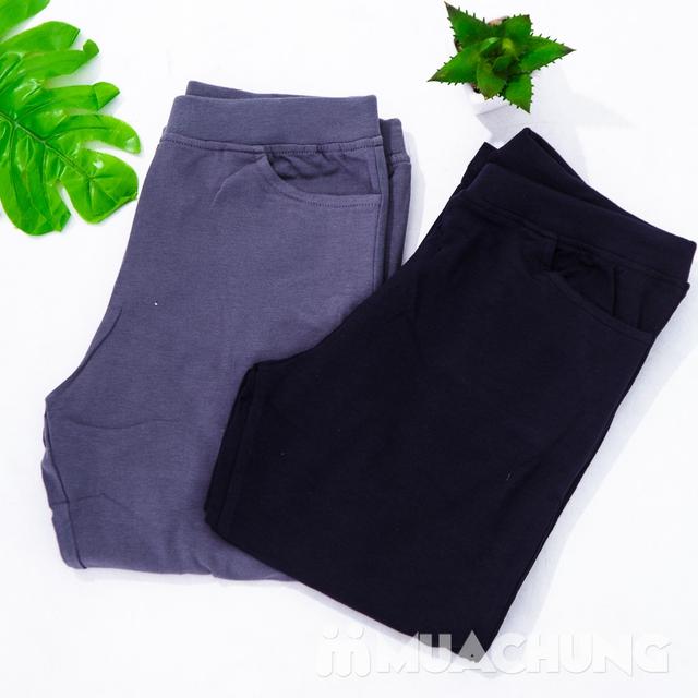2 quần legging lửng mềm mại, thoáng mát chào hè - 13