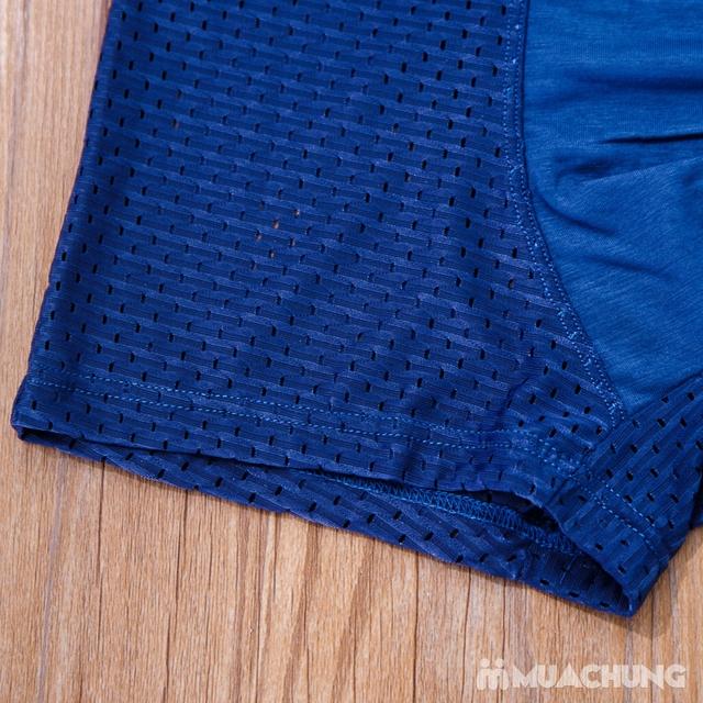 Combo 3 quần sịp đùi thông hơi thoáng mát - 14