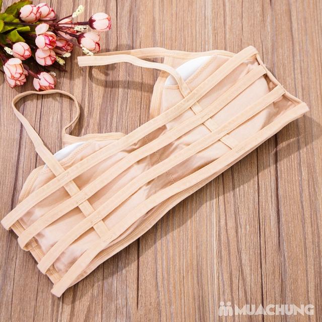 Combo 3 áo bra quai ngang 4 dây sexy - 7