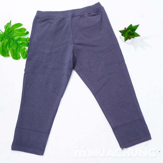 2 quần legging lửng mềm mại, thoáng mát chào hè - 11