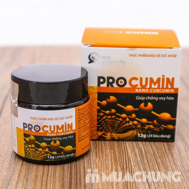 12g tinh bột nghệ Procumin giúp chống oxy hóa  - 10