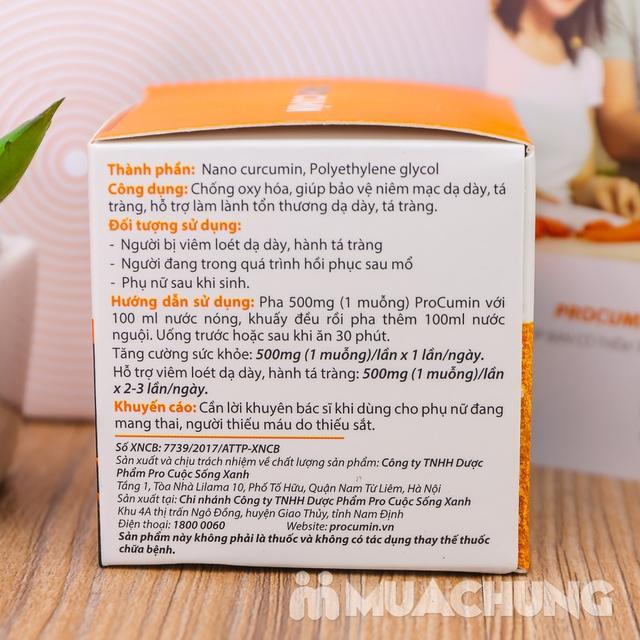 12g tinh bột nghệ Procumin giúp chống oxy hóa  - 14