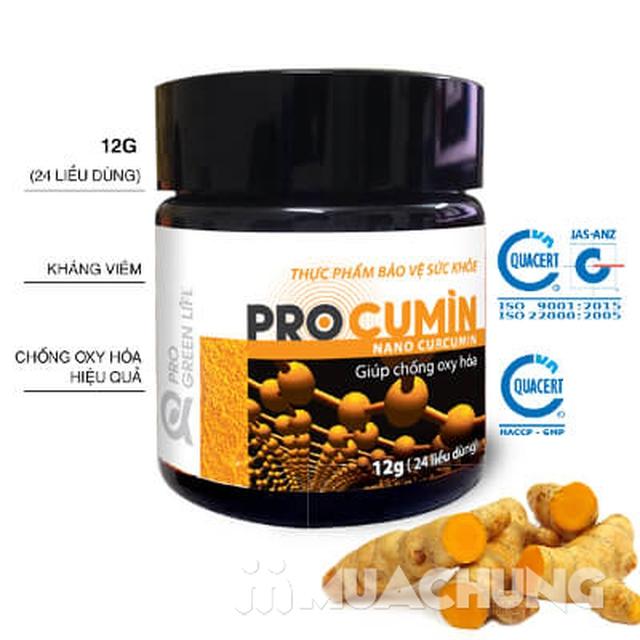 12g tinh bột nghệ Procumin giúp chống oxy hóa  - 13