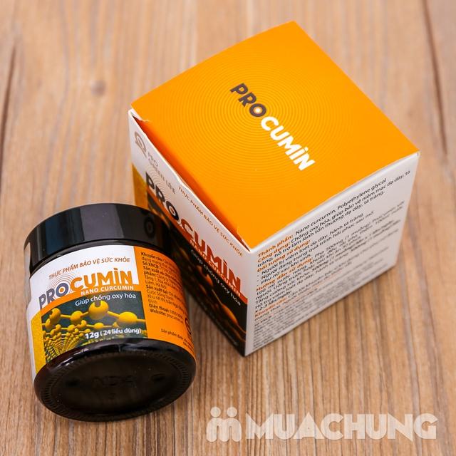 12g tinh bột nghệ Procumin giúp chống oxy hóa  - 11