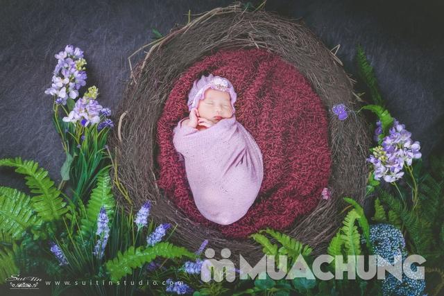 Gói chụp ảnh cho bé & gia đình tại Suitin Studio - 7