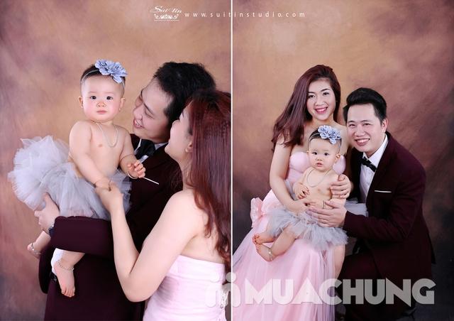 Gói chụp ảnh cho bé & gia đình tại Suitin Studio - 21