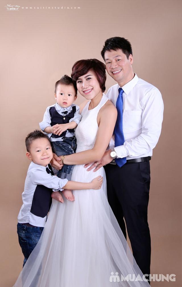 Gói chụp ảnh cho bé & gia đình tại Suitin Studio - 19