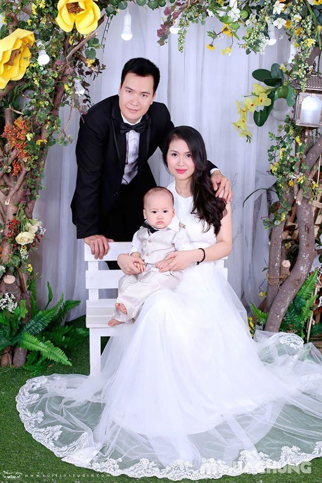 Gói chụp ảnh cho bé & gia đình tại Suitin Studio - 20