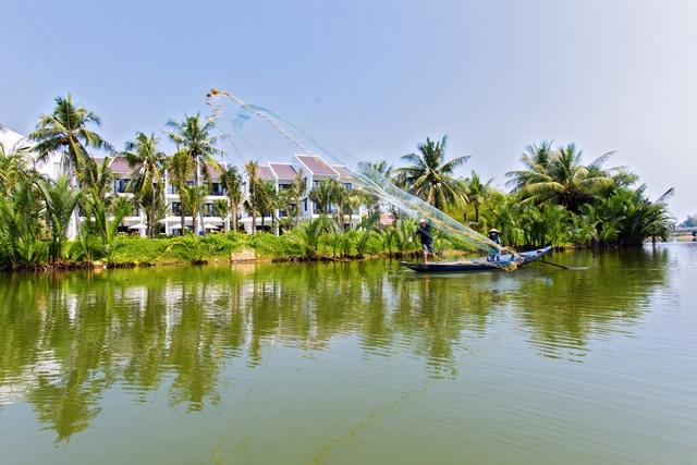 Hội An Waterway Resort 4*- Khu nghỉ dưỡng bên sông - 2