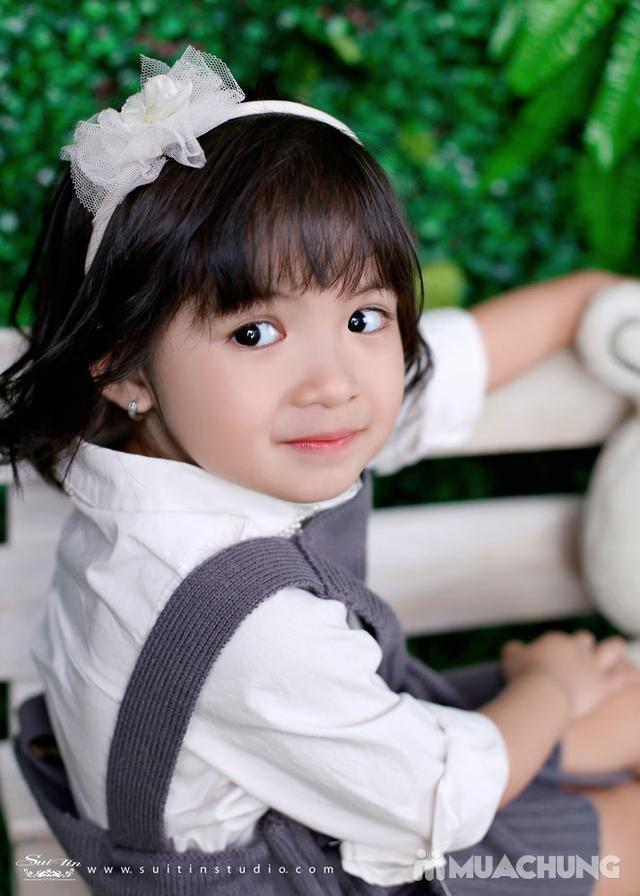 Gói chụp ảnh cho bé & gia đình tại Suitin Studio - 14