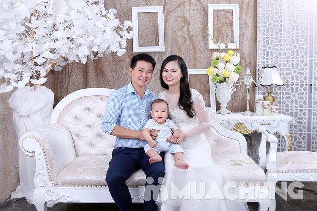 Gói chụp ảnh cho bé & gia đình tại Suitin Studio - 22