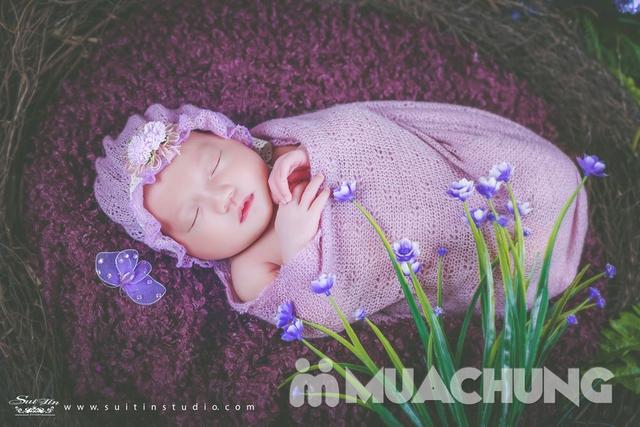Gói chụp ảnh cho bé & gia đình tại Suitin Studio - 8