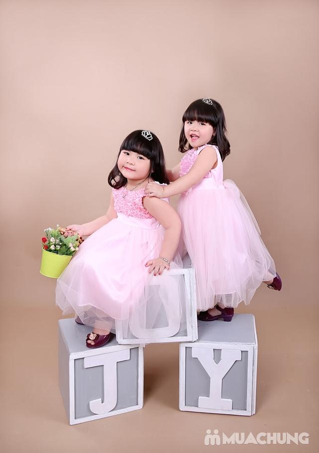 Gói chụp ảnh cho bé & gia đình tại Suitin Studio - 17