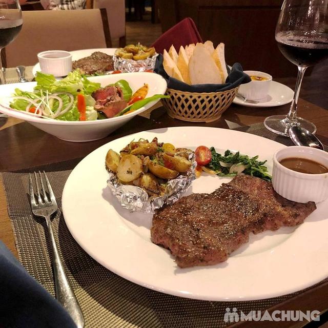 Set Bò Mỹ nướng Địa Trung Hải đẳng cấp 4* cho 2N Authentic Panorama - 8