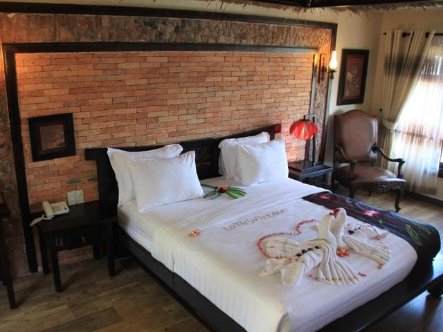 Lotus Village Resort Muine 4*: Phòng Standard Garden View 2N1Đ+ ăn sáng cho 2 người - 30
