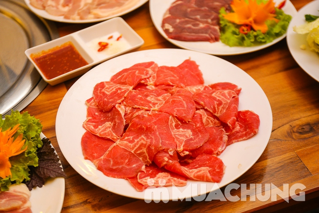 Buffet Nướng kiểu Hàn Quốc tại Korean BBQ  - 32