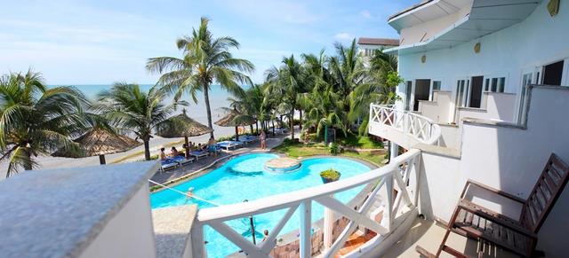 Paradise Resort Mũi Né 3* - Giá ưu đãi mùa hè + kèm ăn sáng cho 2 khách - 4
