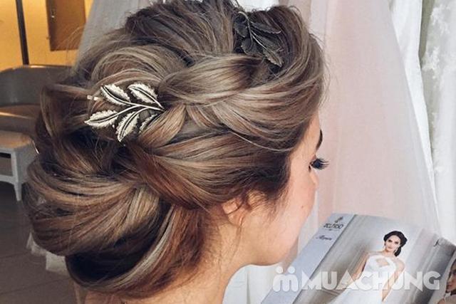 Make up chuyên nghiệp đi chơi, party, chụp hình thời trang, cưới hỏi kèm làm tóc - Học viện tóc Nhất Phong Andrew - 12