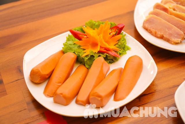Buffet Nướng kiểu Hàn Quốc tại Korean BBQ  - 20