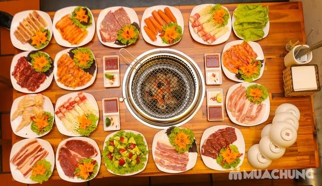 Buffet Nướng kiểu Hàn Quốc tại NH Korean BBQ  - 1