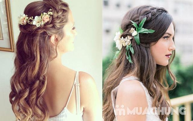Make up chuyên nghiệp đi chơi, party, chụp hình thời trang, cưới hỏi kèm làm tóc - Học viện tóc Nhất Phong Andrew - 11