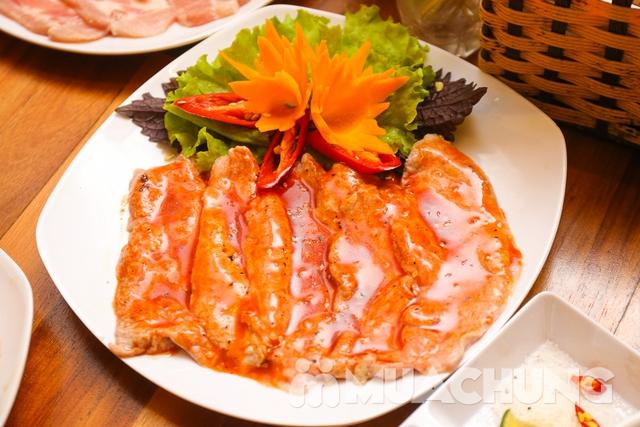 Buffet Nướng kiểu Hàn Quốc tại Korean BBQ  - 26